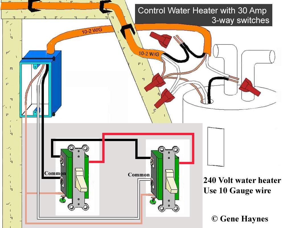 2 Pole Switch Wiring Diagram