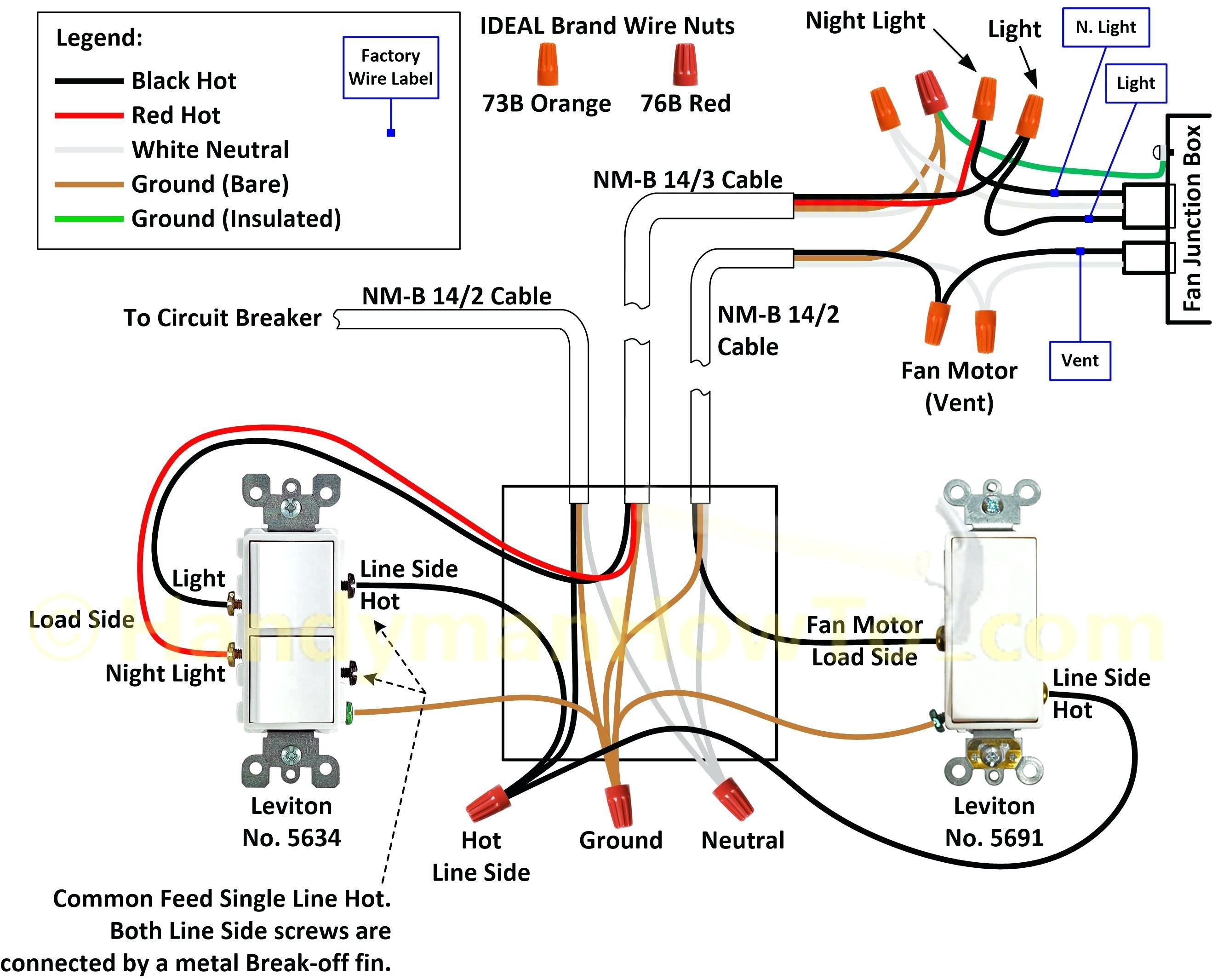 Wiring A Light with Two Switches Elegant 3 Way Dimmer Switch Wiring Diagram Uk Ceiling Fan
