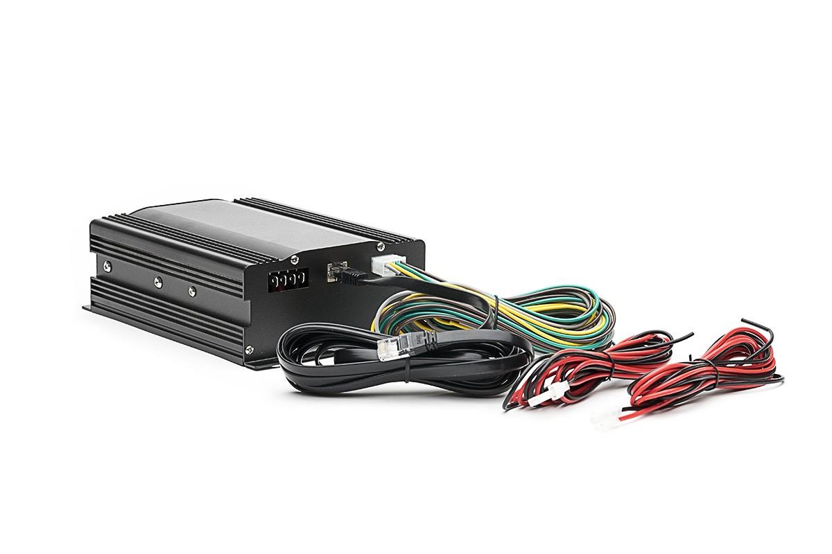 Boss 200 Watt Emergency Vehicle Siren Amplifier Cables