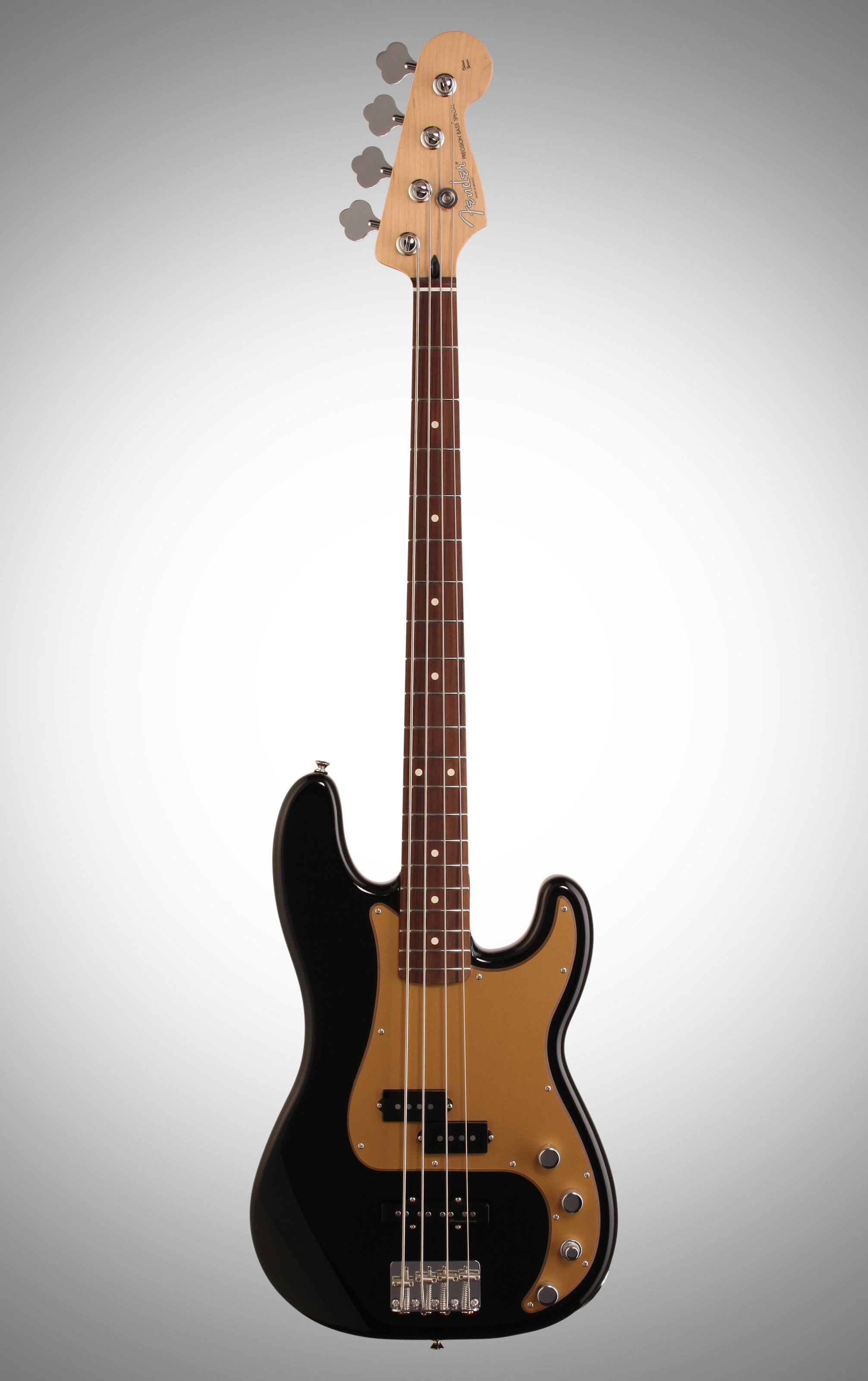Fender Deluxe Rosewood P Bass Special Bass Guitar at zZounds Guitars Pinterest