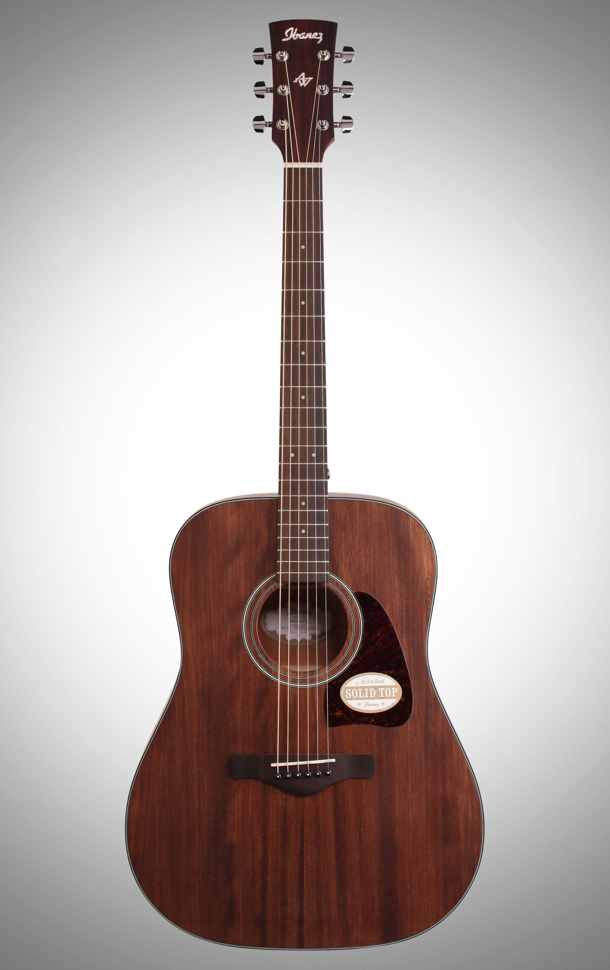 Ibanez AW54 Artwood Acoustic Guitar at zZounds