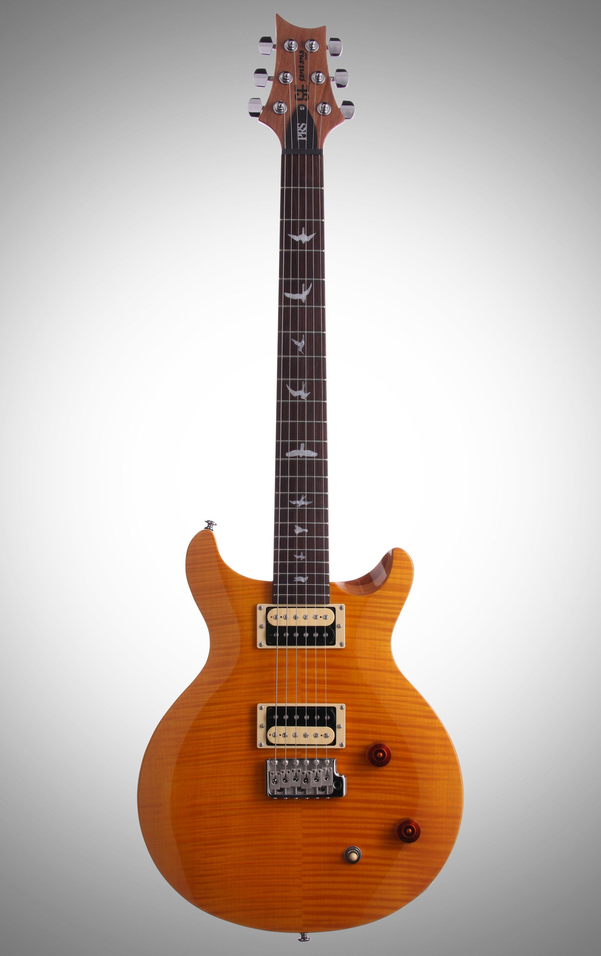 PRS Paul Reed Smith SE Carlos Santana Electric Guitar at zZounds