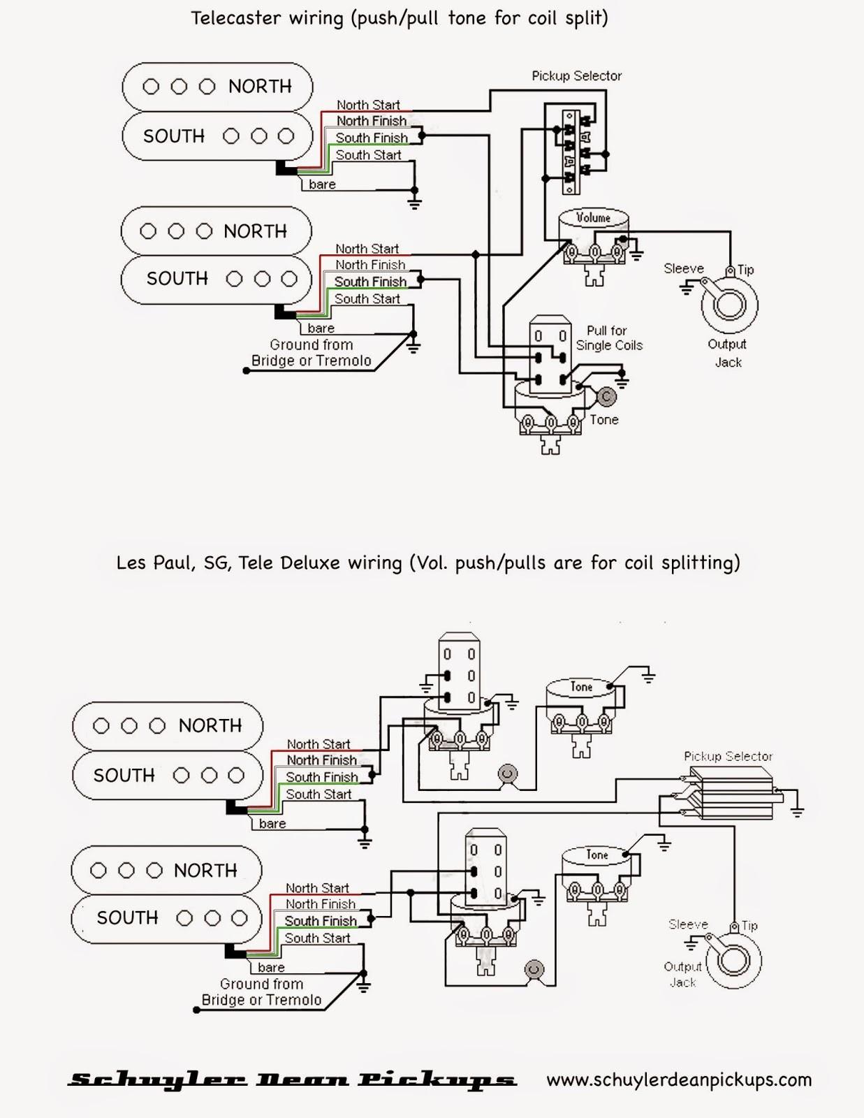 Guitar Volume Wiring Diagram Valid 2 Pickup Guitar Wiring Diagram Humbucker 1 Volume for Electric