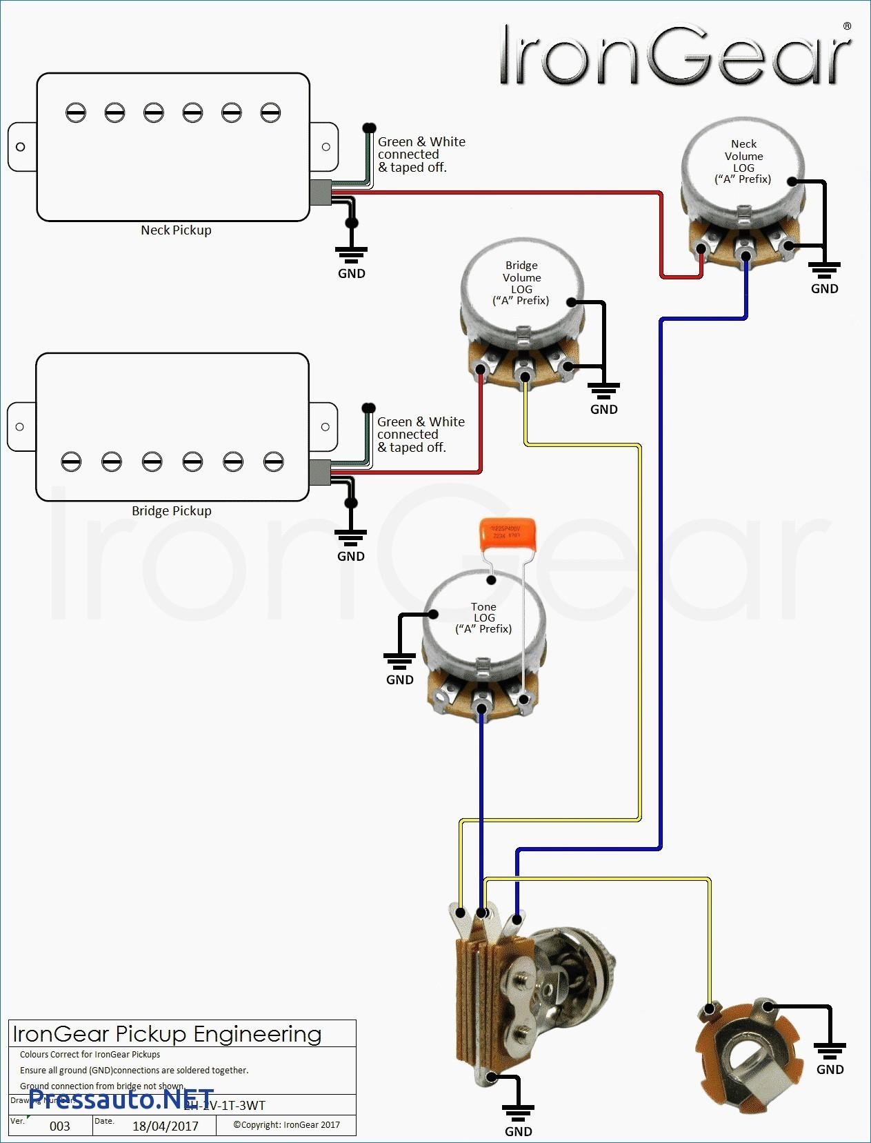 Wiring Diagram Guitar Pickups Save Electric Guitar Wiring Diagram Two Pickup Best Guitar Wiring