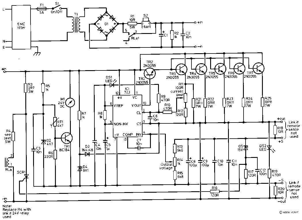 12v Regulated Power Supply Circuit Diagram Wiring Image 12vregulatedpowersupplycircuitdiagrampng Psu1e