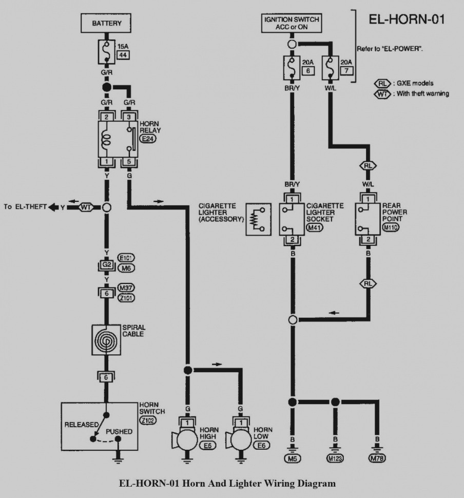 12v Car Power Outlet Wiring Diagram - Example Electrical Wiring ...