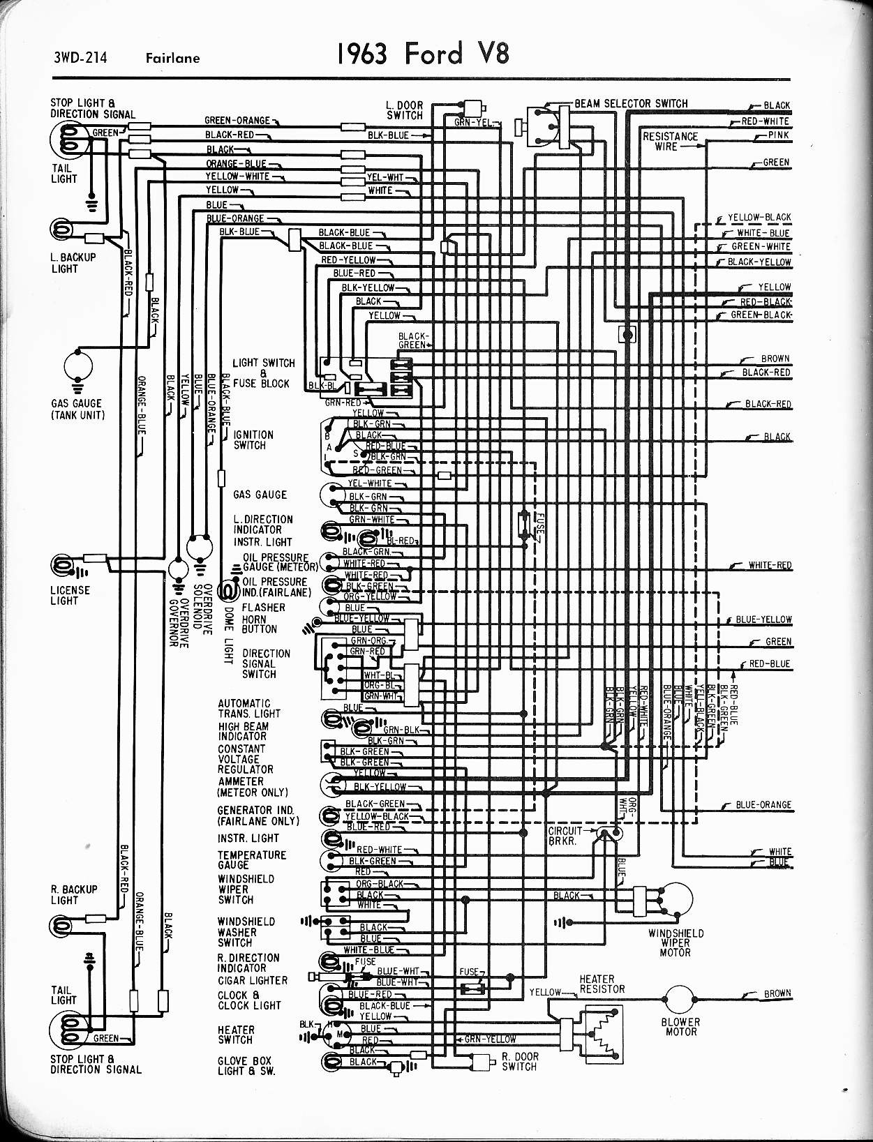 1963 Ford F650 Wiring Diagrams Electrical Schematic Crankshaft Porsche Cayenne Diagram