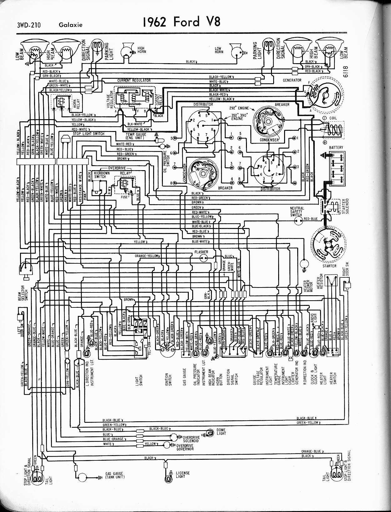 1977 Ford F100 Wiring Diagram Library Schematics For 1967 Trusted 1973 Ignition Switch