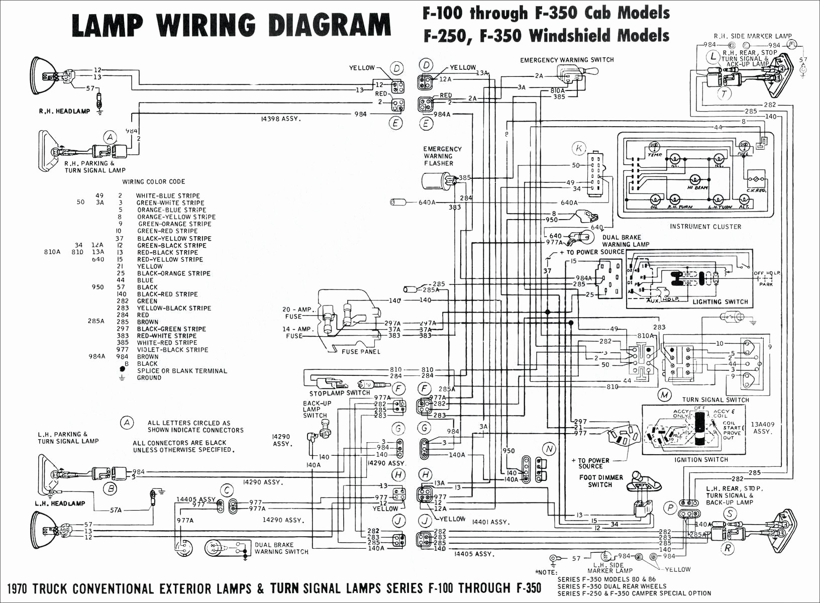 1970 Mustang Wiring Diagram Elegant Image Ford Colorized Diagrams Cdrom 1971 Ebay Wire Center U2022 Rh Savvigroup Co