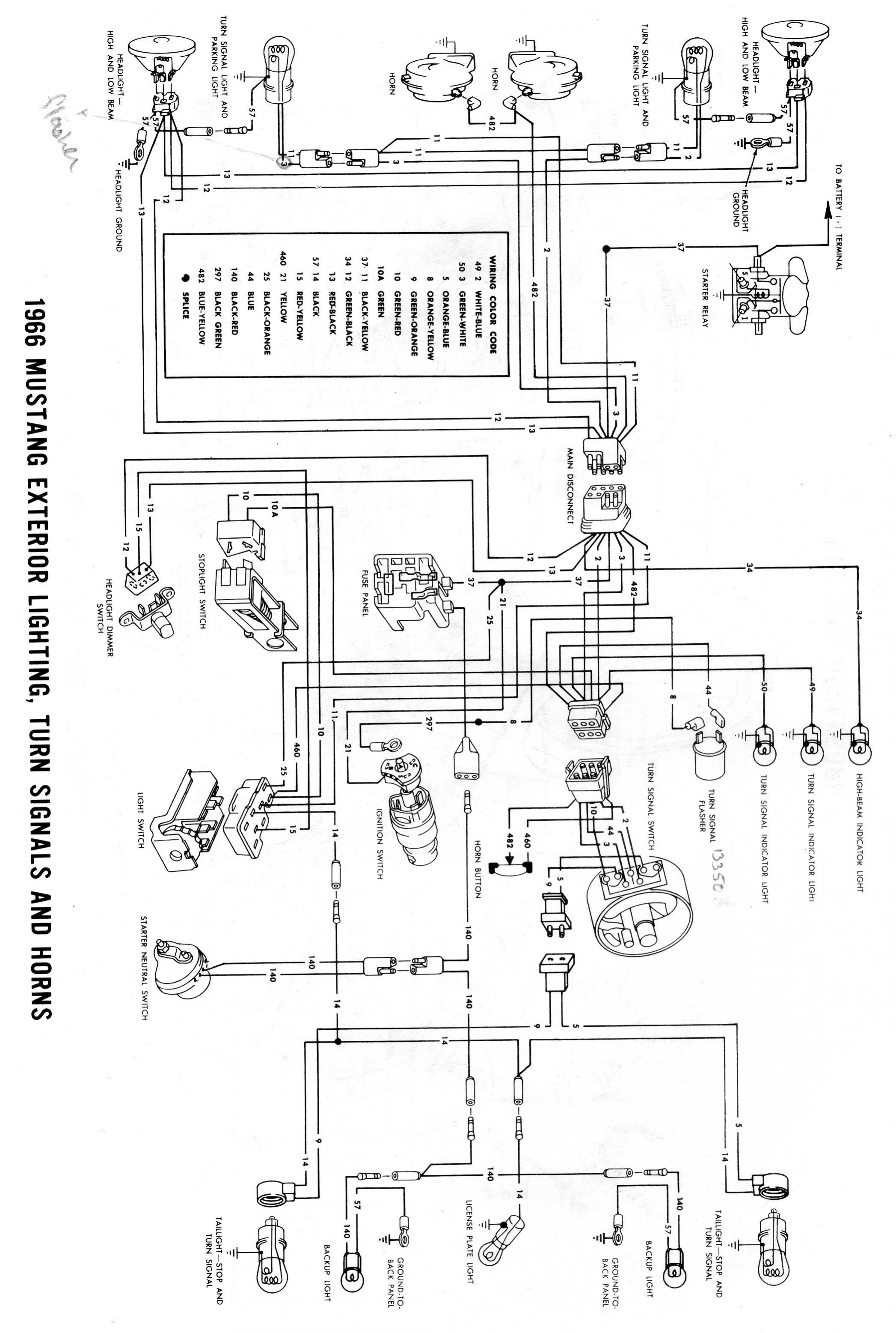 Basic Turn Signal Wiring Diagram 1970 Chrysler Complete Atv Diagrams 70 Mustang Engine Enthusiast U2022 Rh Rasalibre Co And Brake