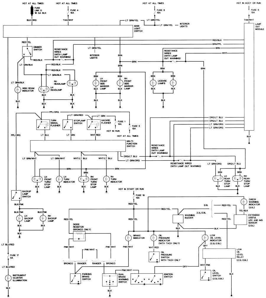 1988 Samurai Fuse Diagram | Wiring Liry on