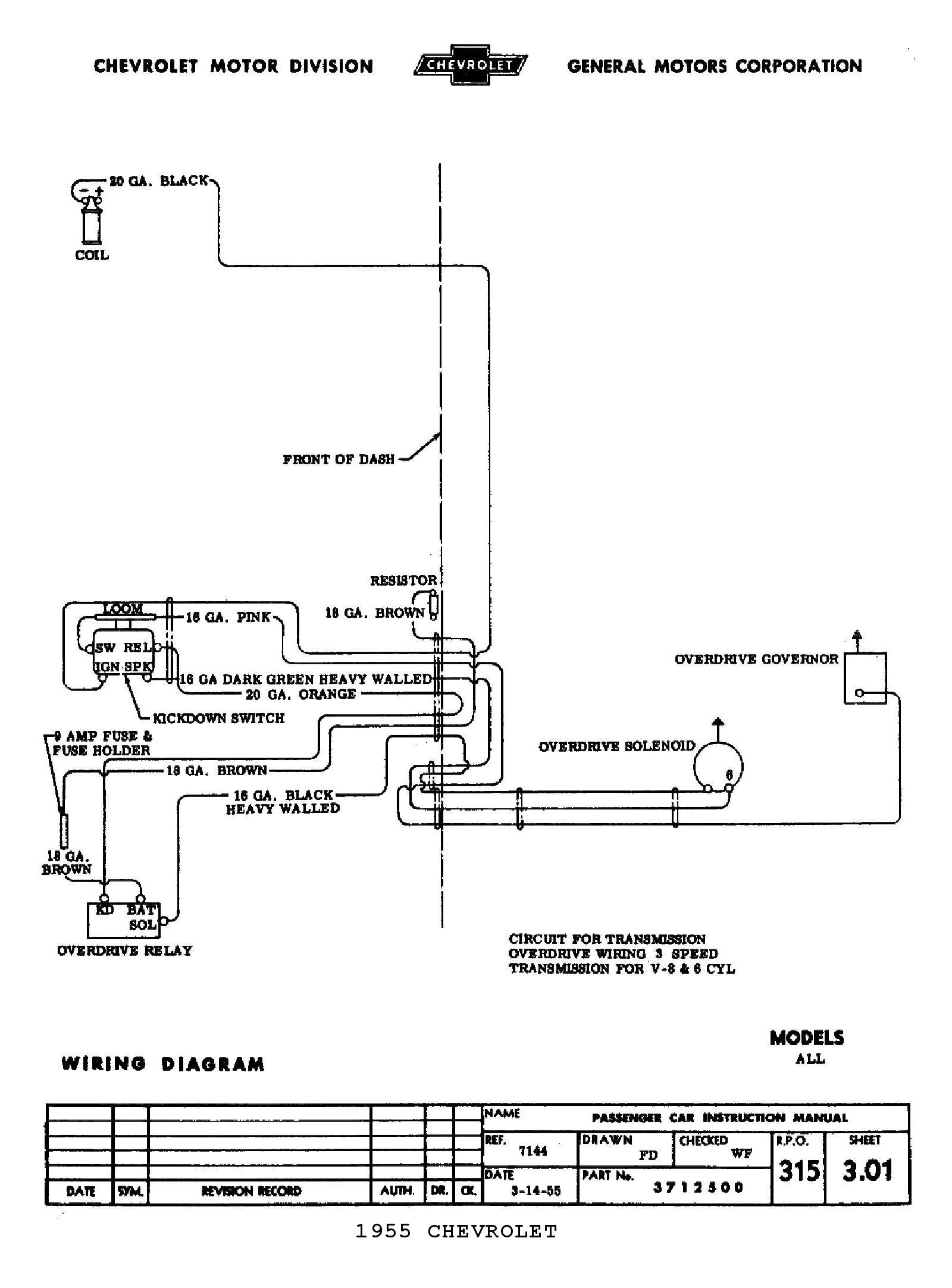 1989 Chevy Wiring Diagram 1955 Truck Image 1500 5 Speed