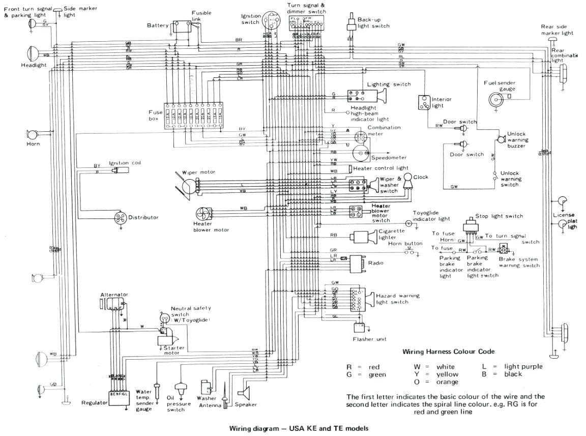 wiring diagram extraordinary toyota corolla best of 1994