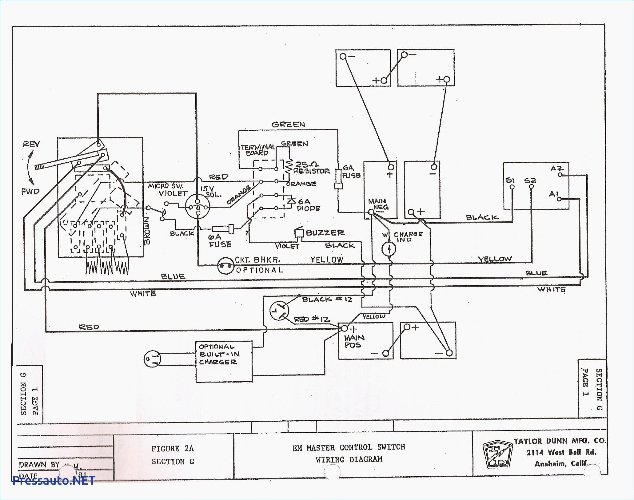 Ez Go Wiring Diagram 36 Volt Luxury 1982 Ezgo Gas Wiring Wiring Diagram 17 Beautiful