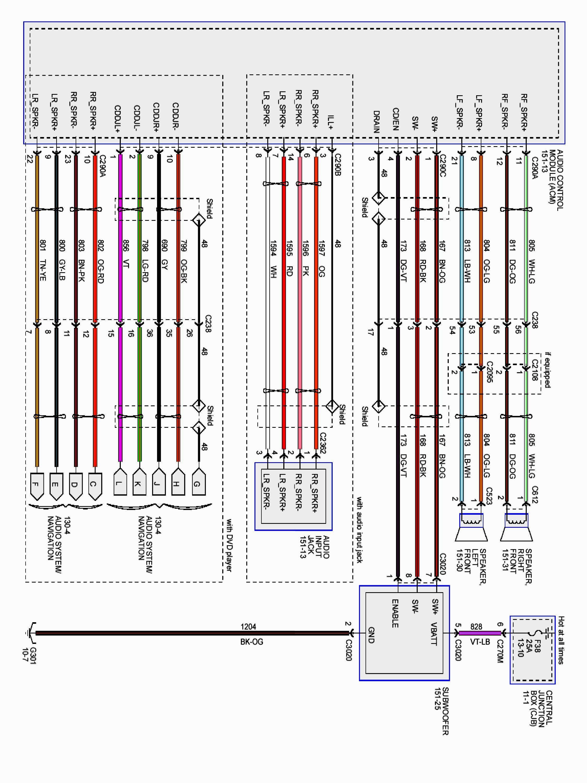 Trailer Wiring Diagram ford Ranger Inspirationa 1993 ford F150 Radio Wiring Diagram for Trailer Harness In