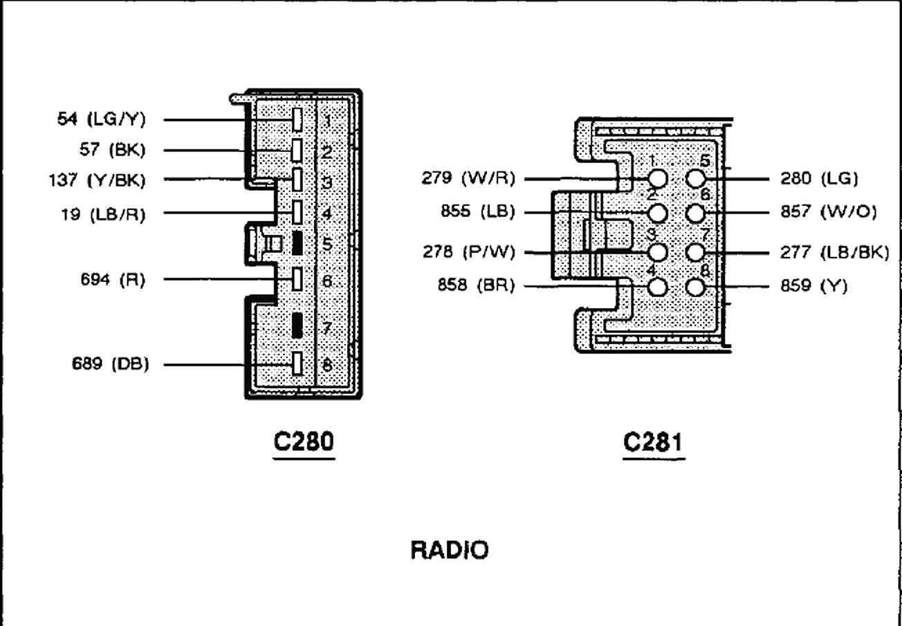 1998 Ford F150 Radio Wiring Diagram 2 And Mihella Me With 15