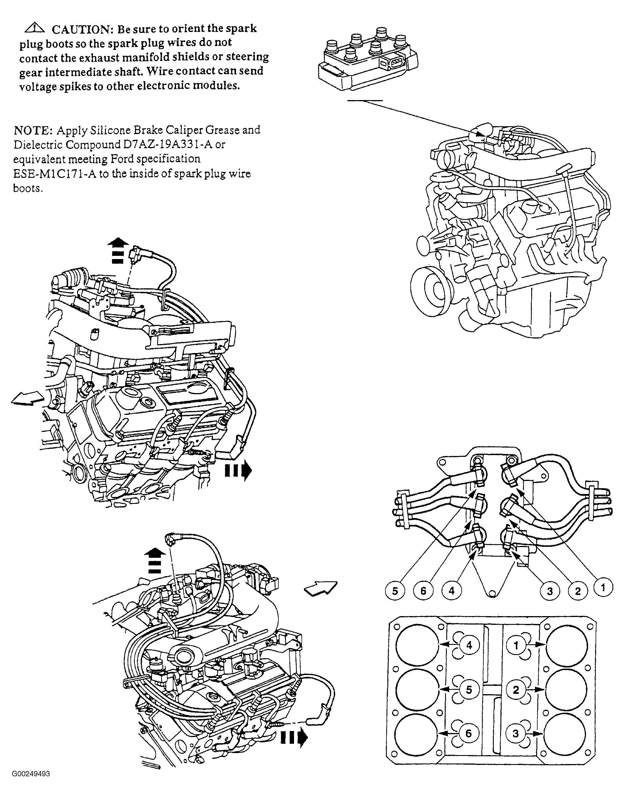 1997 Ford F150 Spark Plug Wiring Diagram Britishpanto For Alluring