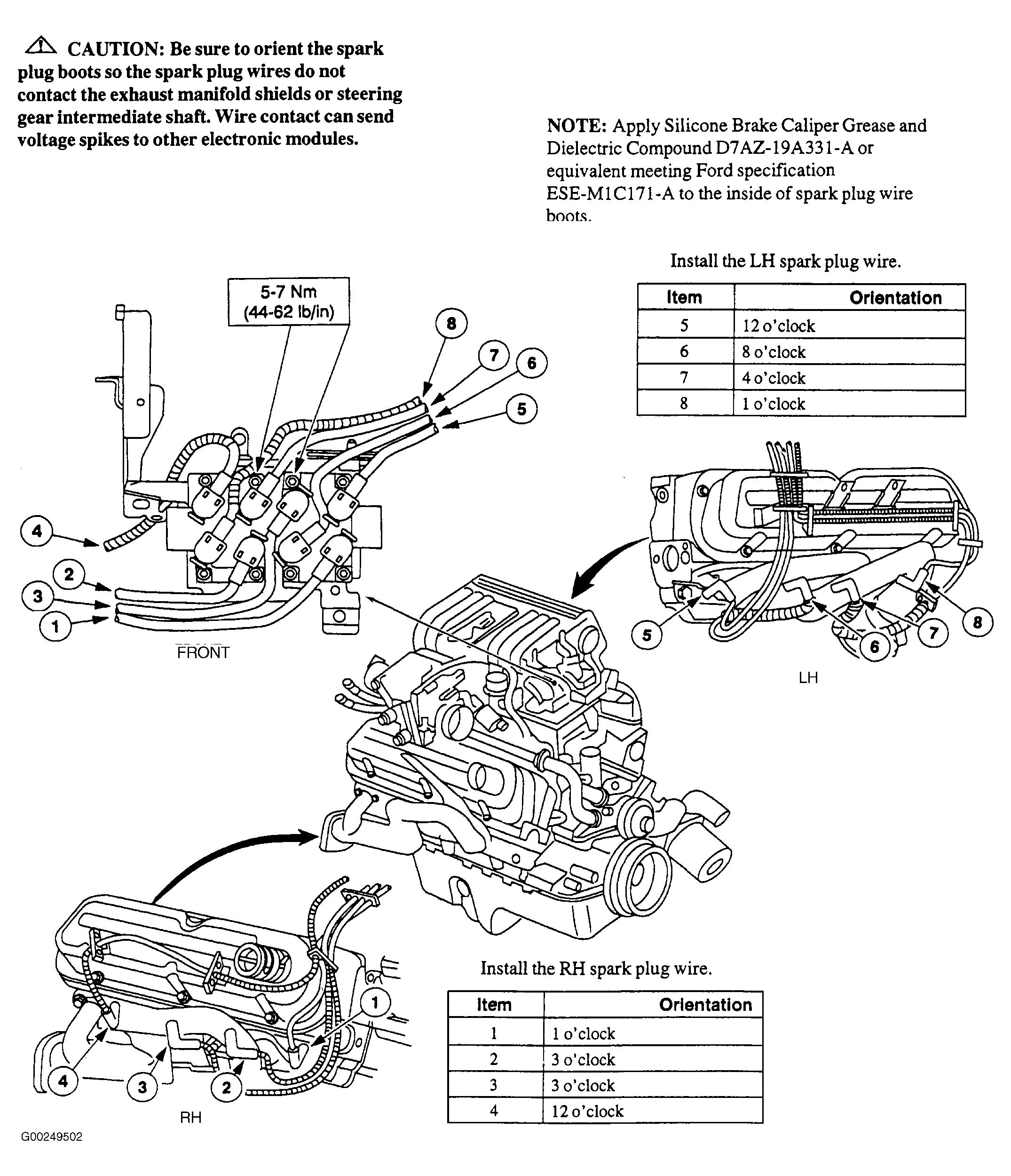 1997 Ford F 150 4 2 Engine Diagram F150 6 Spark Plug Wiring Best Of Image Rh Mainetreasurechest Com 2000 Ltr