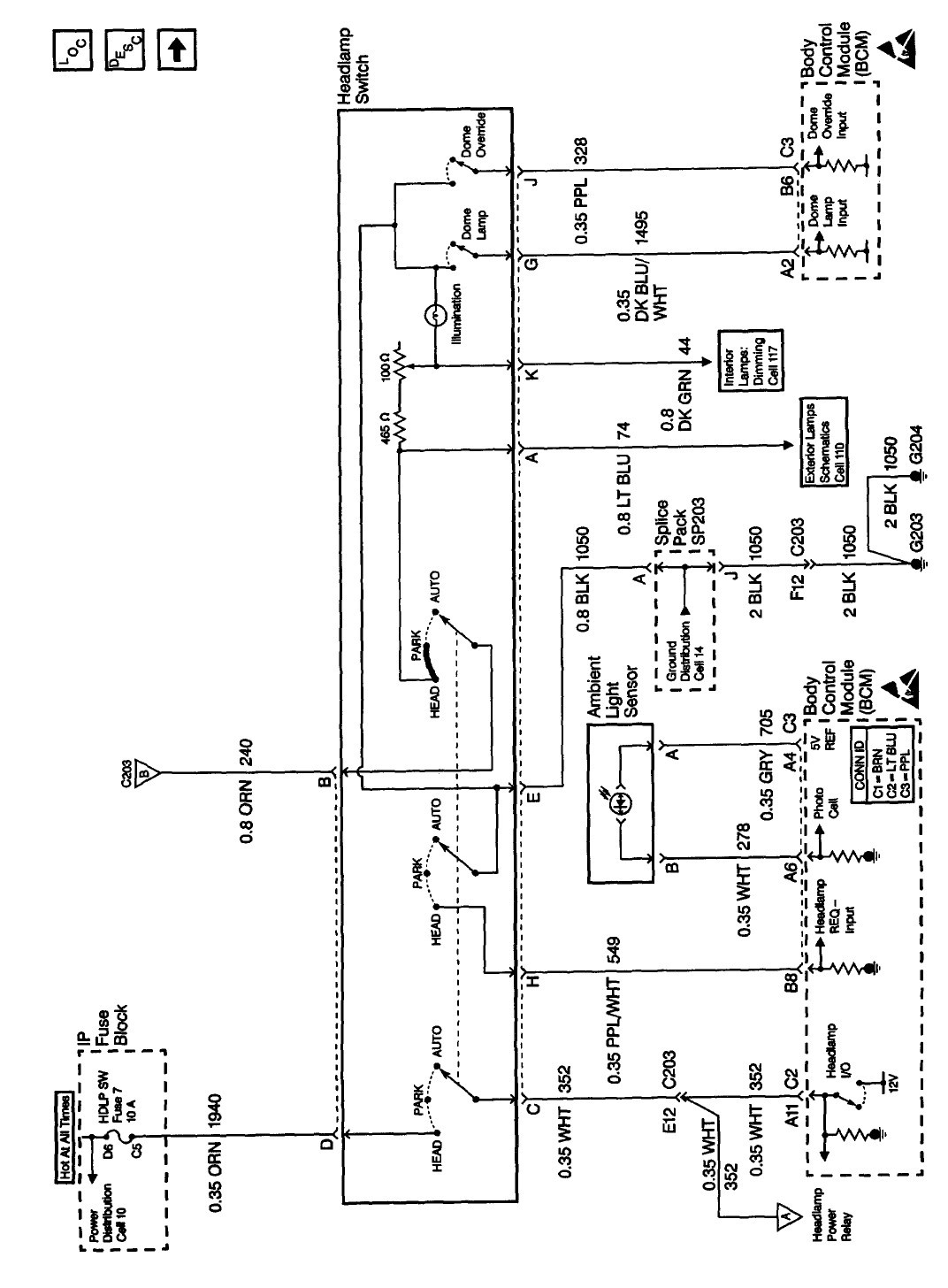 1999 Chevy Starter Wiring Diagram Library Bosch Al902x For S 10 Light Switch U2022 S10