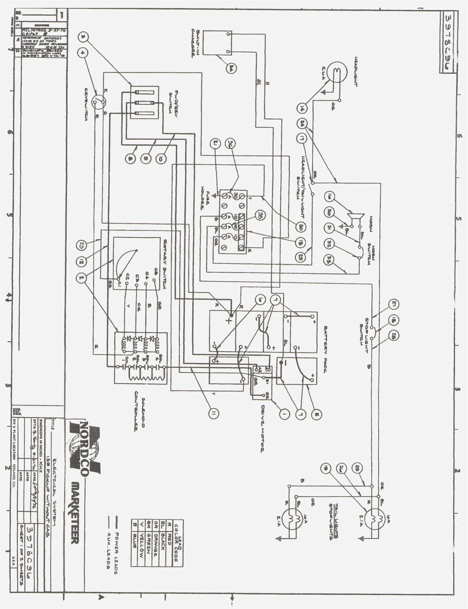Ezgo Txt Light Wiring Diagram Best Ez Go Electric Golf Cart