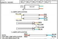 2 Lamp T8 Ballast Wiring Diagram Best Of T8 Ballast Wiring Wire Data •