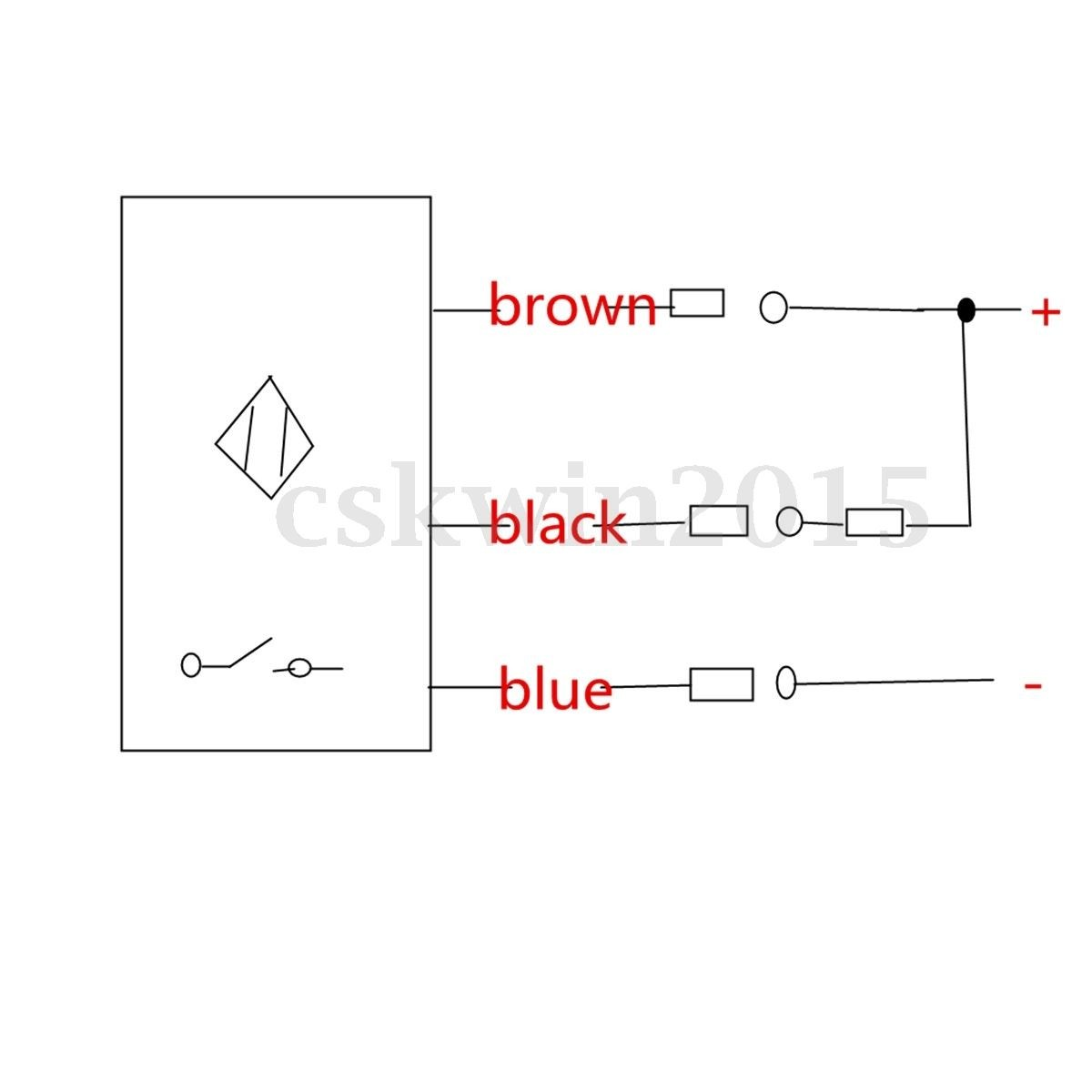 2 Wire Proximity Switch Wiring Diagram Trusted Inductive Sensor Awesome Image Pressure