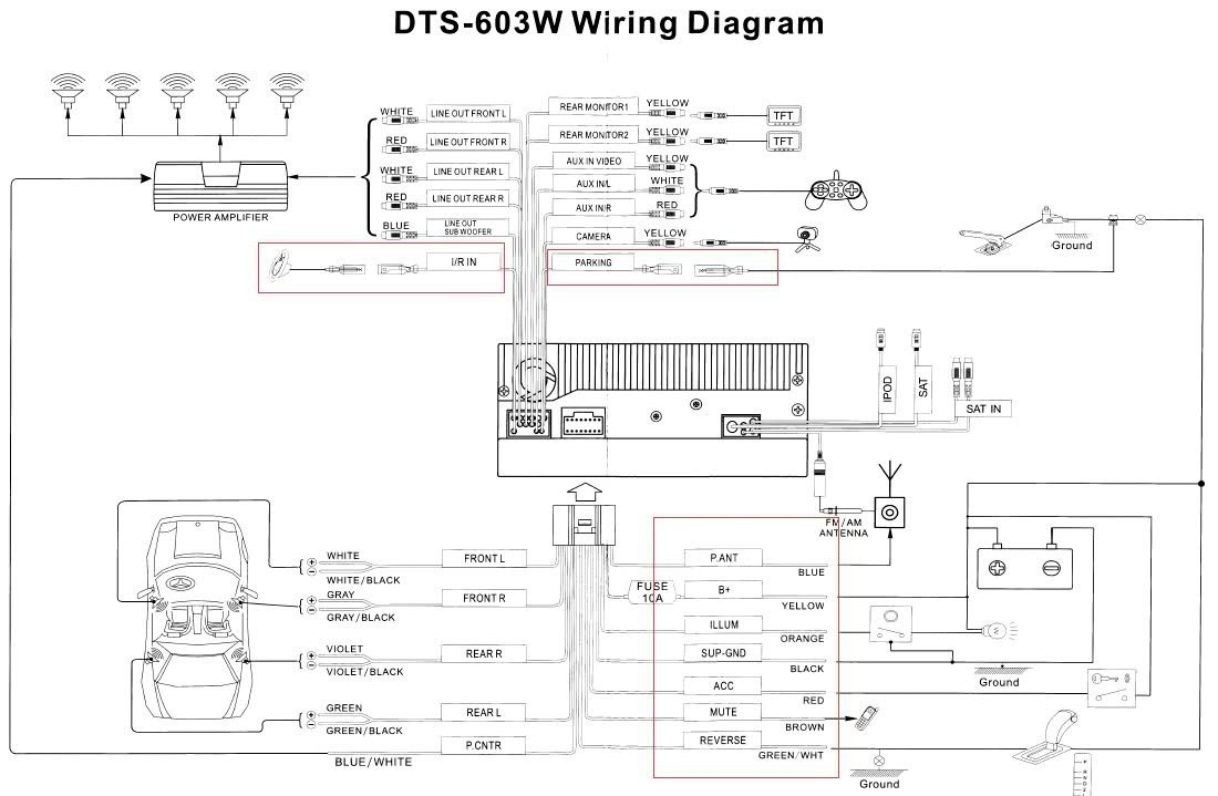 Diagram  Stereo Speaker Wiring Diagram 2000 Blazer Full