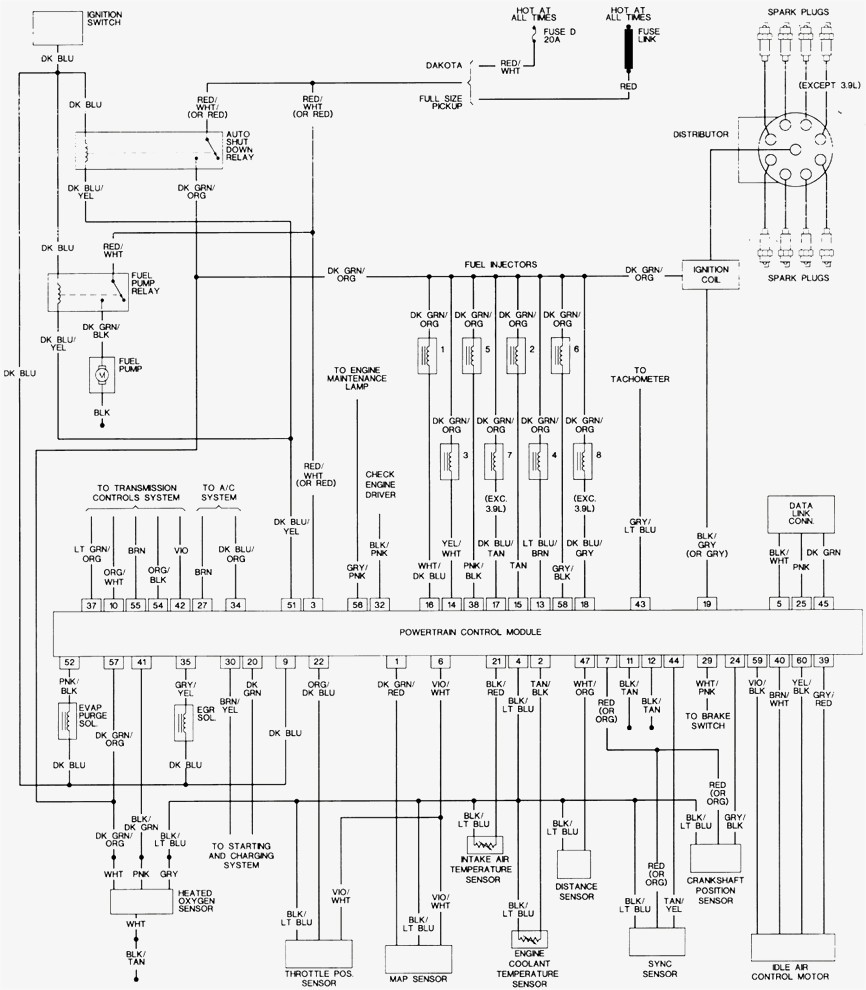 E21 96 Dodge Dakota Radio Wiring Diagram | Wiring LibraryWiring Library