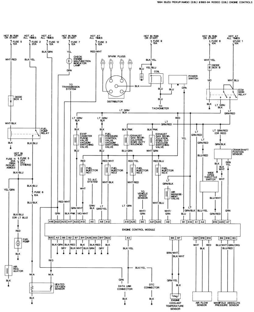 Toyota camry wiring diagram best of