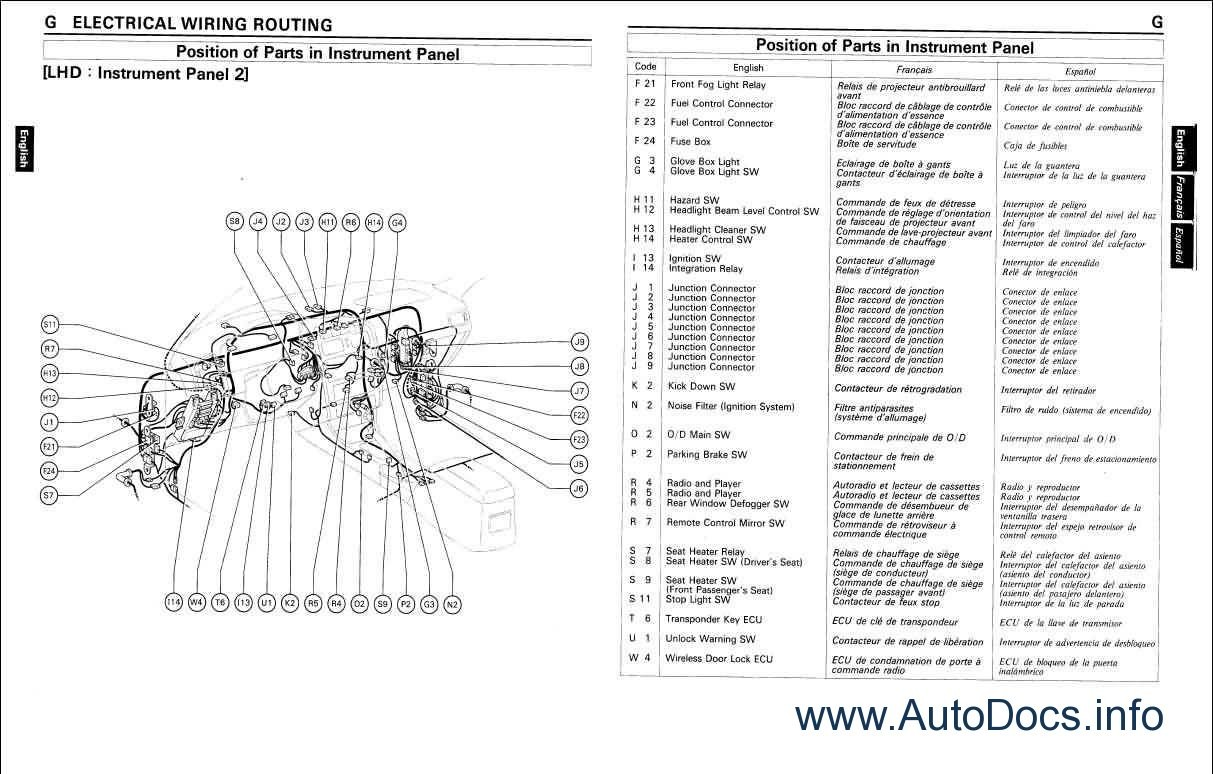 2000 Toyota Camry Wiring Diagram Best Of Image For Manual Images Rh Dbzaddict