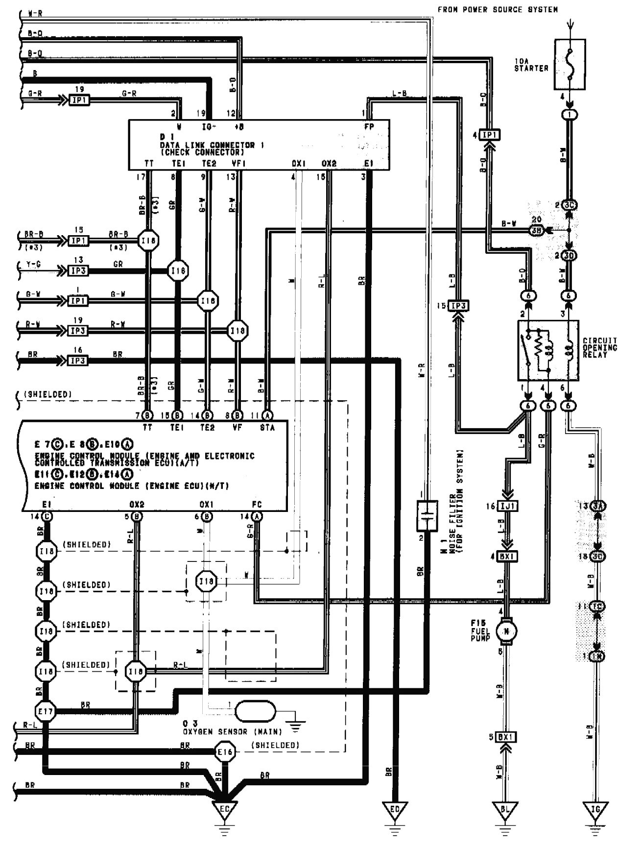3sgte Wiring Diagram Page 2 And Schematics 1988 Toyota Pickup Corolla Likewise Ecu Rh Prixdelor Co