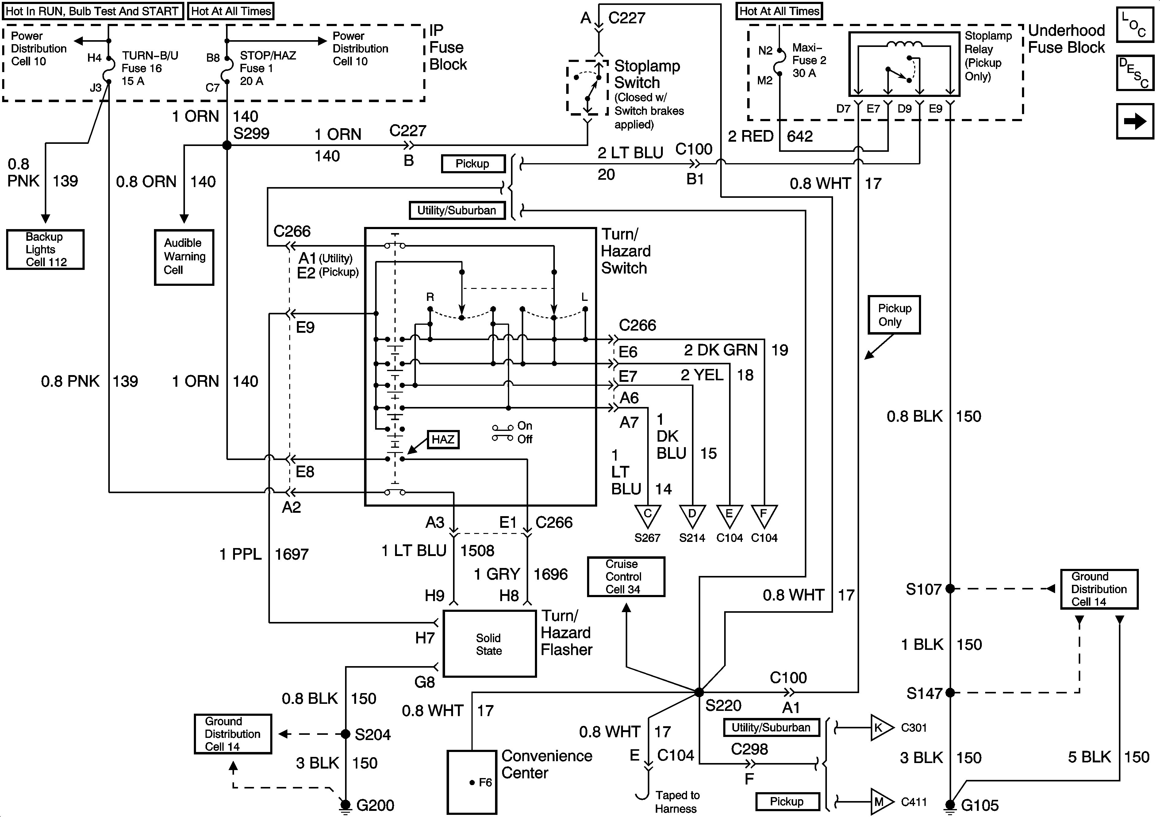 1999 tahoe cd player wiring diagram