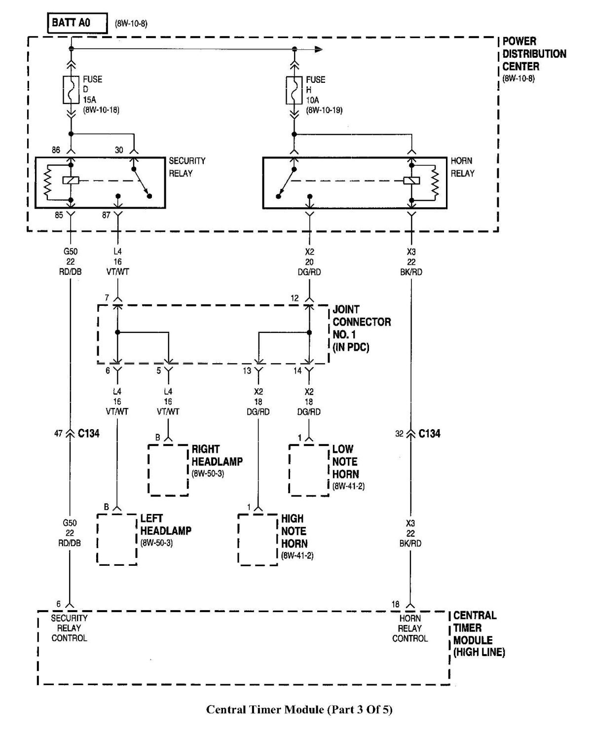 1999 dodge ram headlight wiring diagram justsayessto me rh justsayessto me 2013 ram headlight wiring dodge