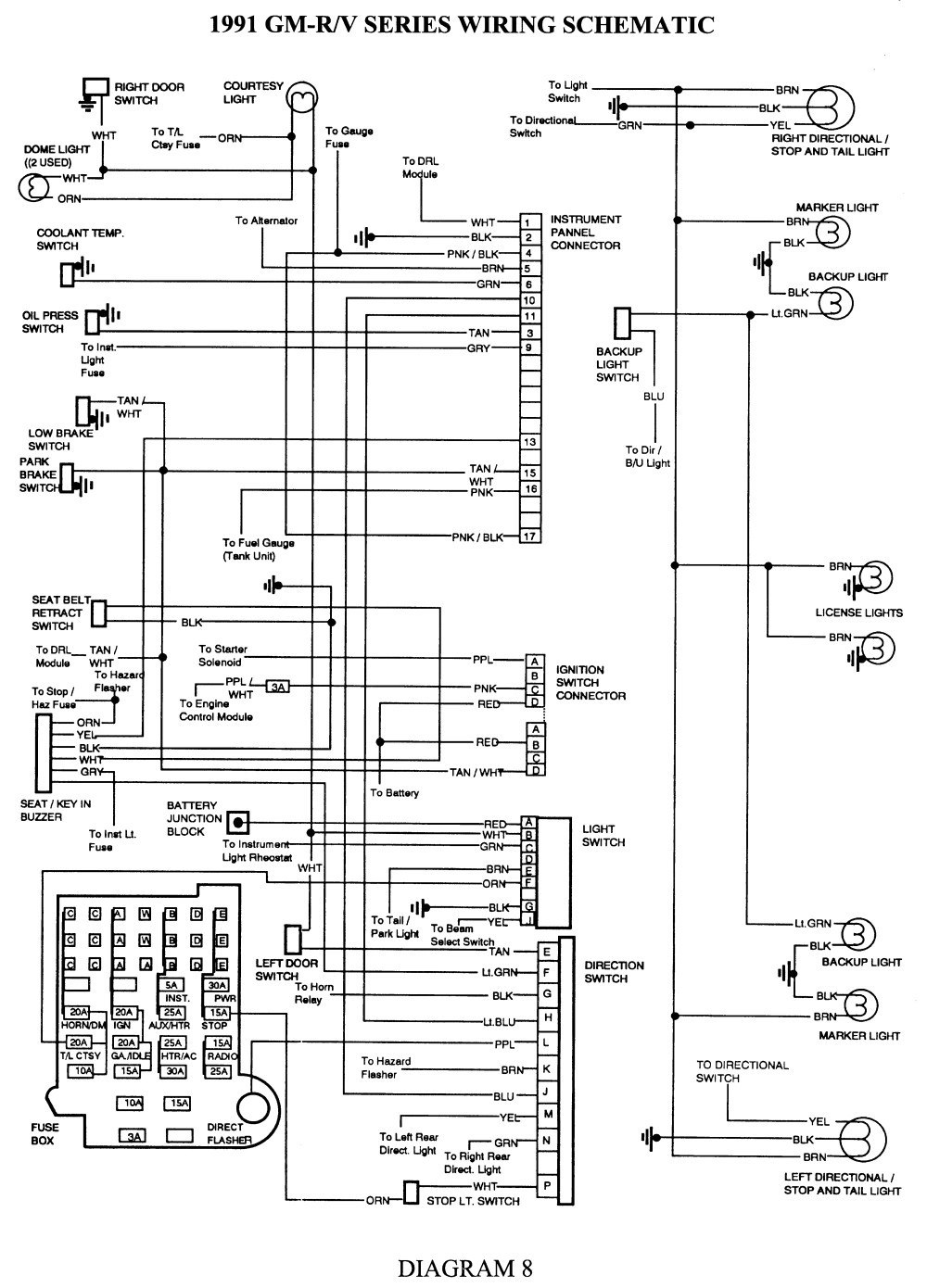 2002 chevy suburban radio wiring diagram