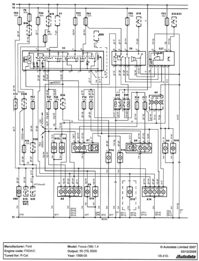 2005 Ford Focus Wiring Diagram Inspirational Image Distribution Box Page 2 Truck Enthusiasts Forums Roc Grp Org Incredible
