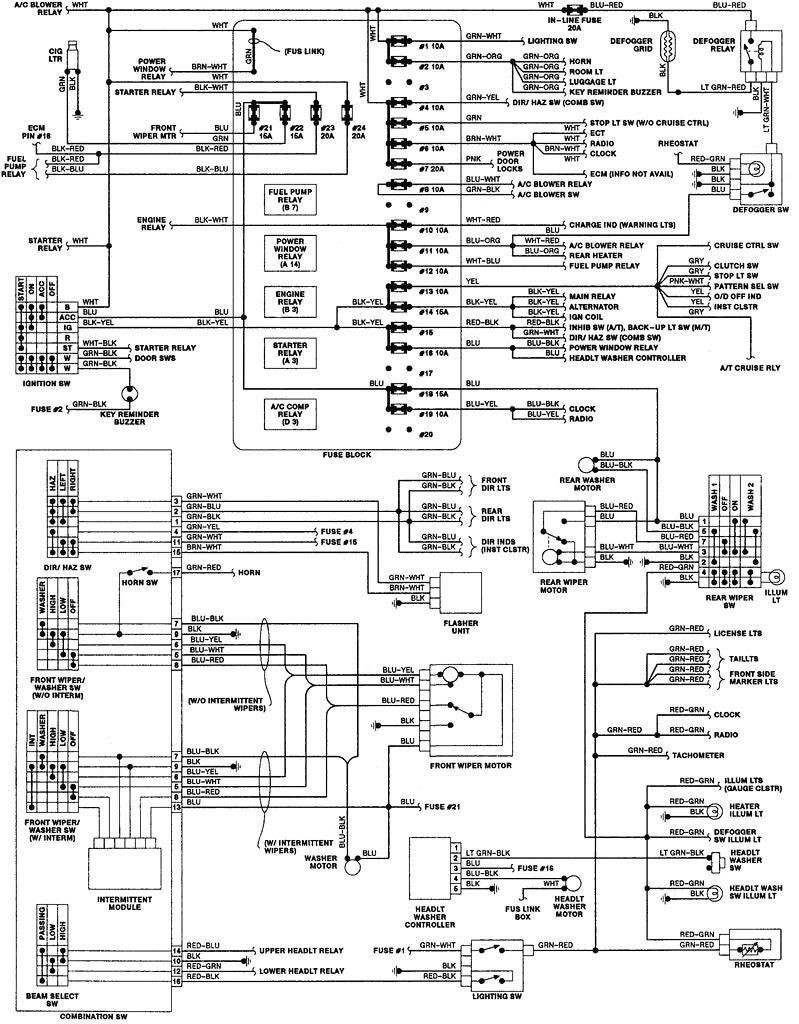1998 Isuzu Npr Wiring Diagram - Wiring Diagram Data on