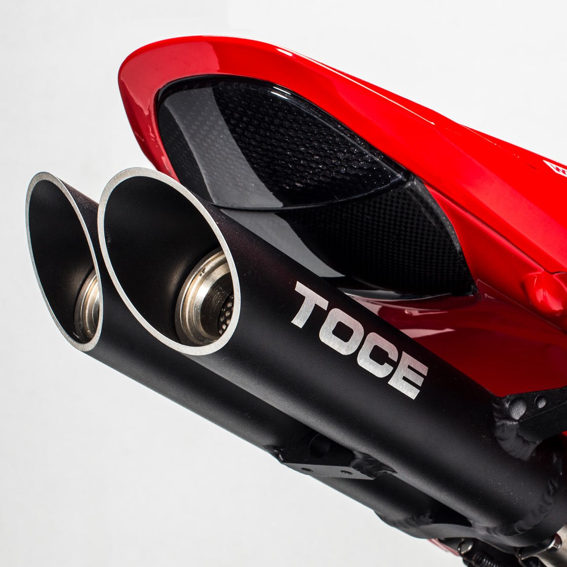 2007 2012 Honda CBR600RR displaying the TST integrated tail light that helped make TST popular