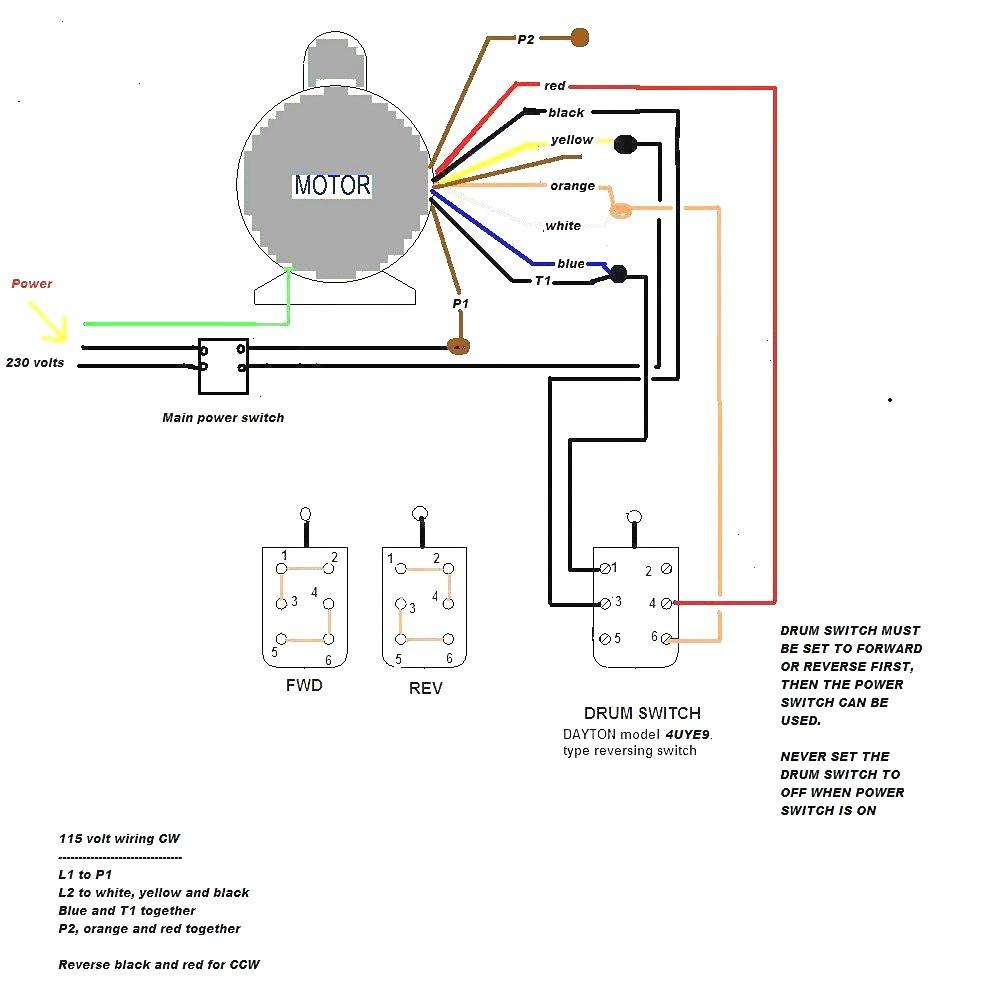 Single Phase Motor Wiring Diagram Luxury Baldor Motor Wiring Diagram Impremedia Net Entrancing Diagrams Single