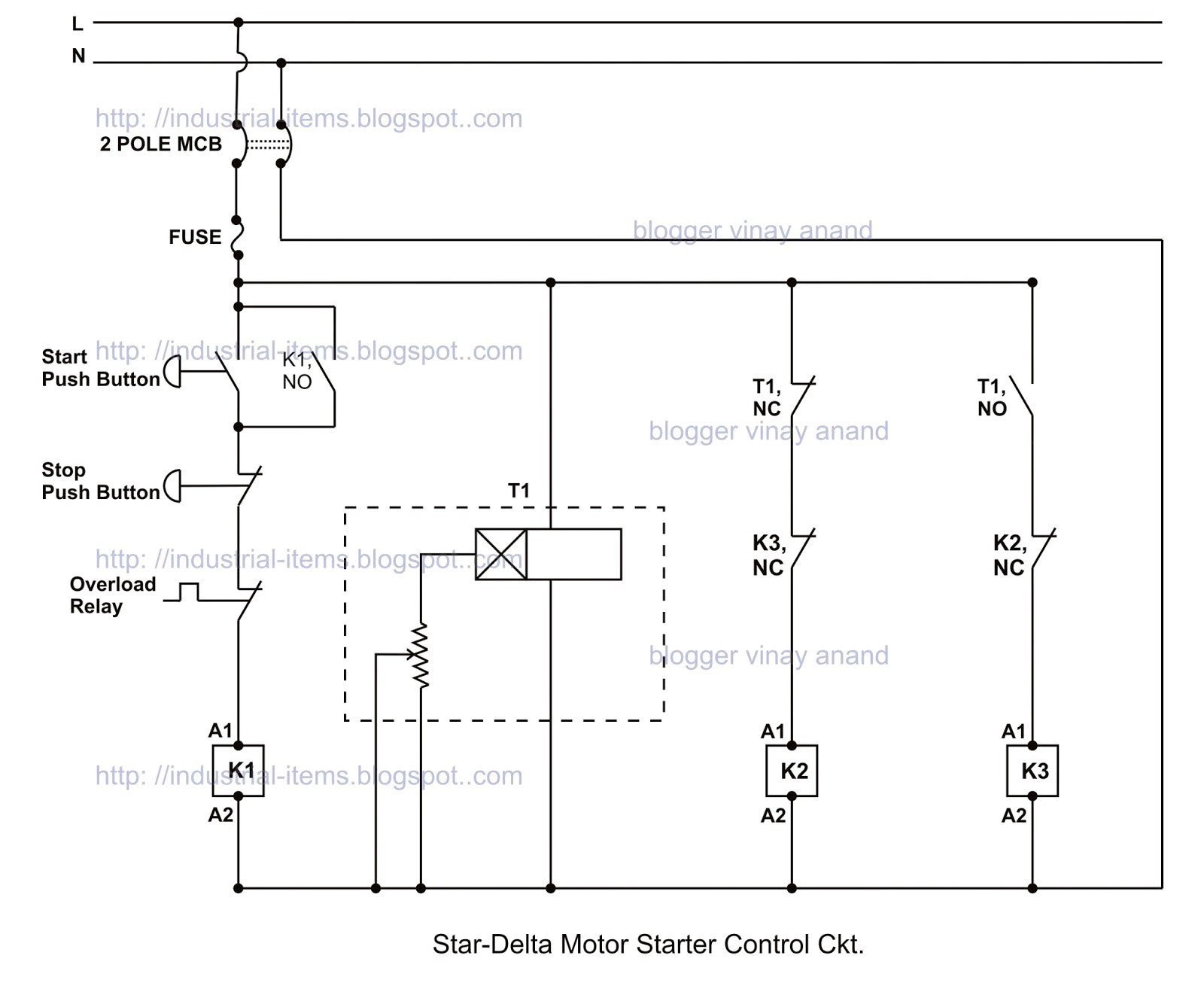 Wiring Diagram for Star Delta Motor Starter Fresh Symbols Extraordinary Tutorials Articles Star Delta Starter theory