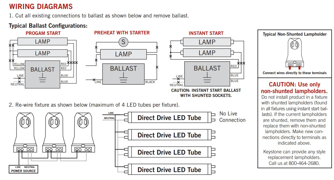 wiring a 4 bulb t8 ballast with 2 lamp diagram for to wiring diagram rh hastalavista