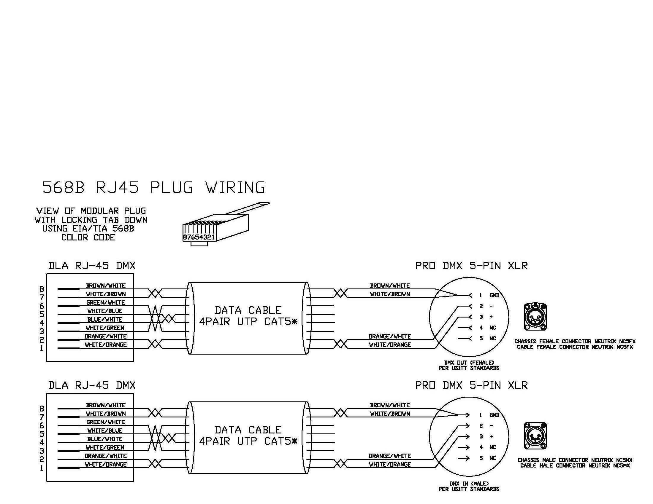 wiring diagram to her with dmx wiring diagram on 5 pin cb mic rh 107 191