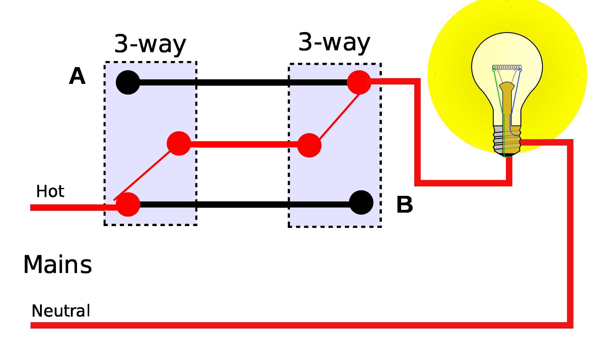 4 Way Circuit Diagram - Trusted Wiring Diagrams