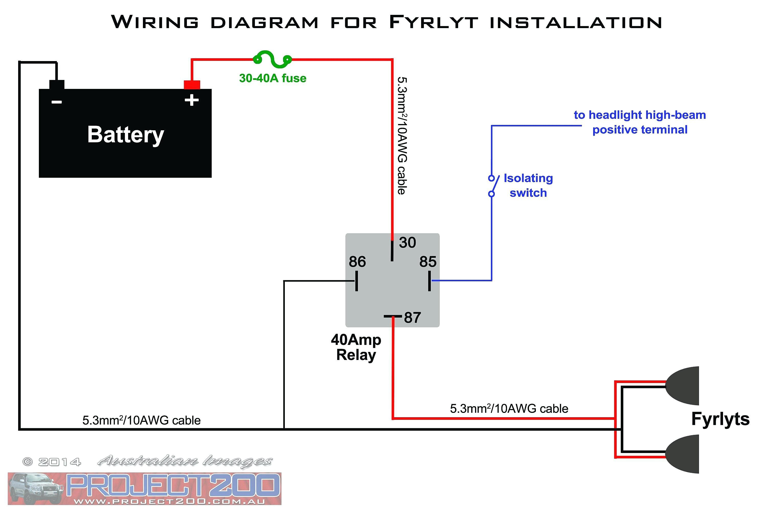 4 Wire Trailer Wiring Diagram Troubleshooting Awesome | Wiring ...