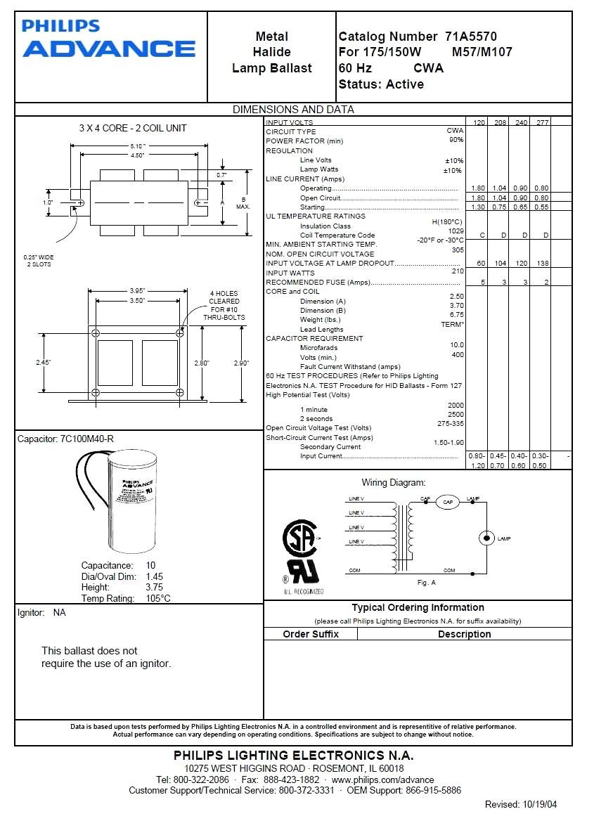 m57 ballast wiring diagram wire data u2022 rh kdbstartup co