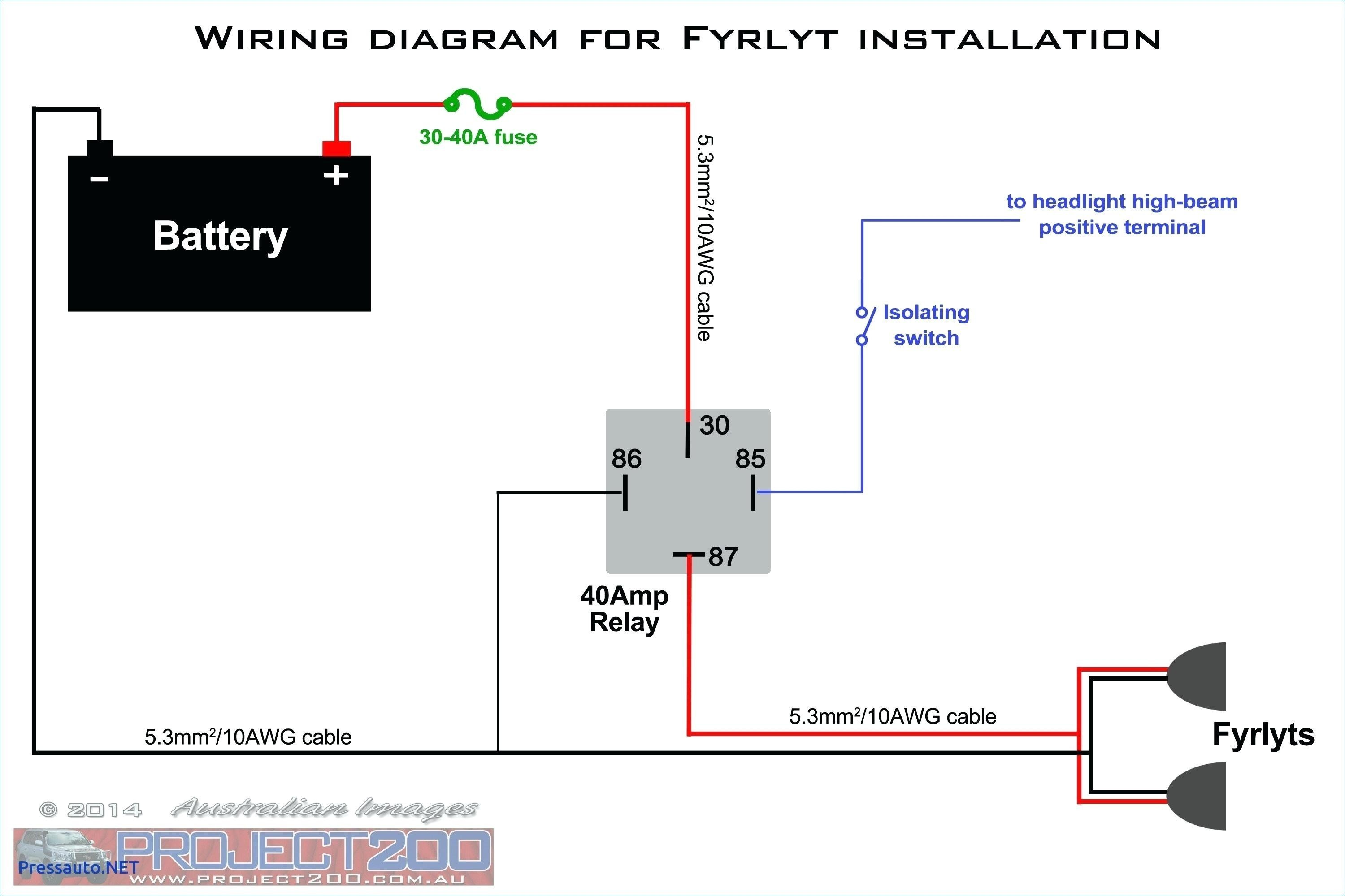 Wiring Diagram for Hella Lights Refrence Driving Light Relay Wiring Diagram