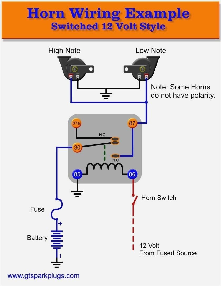 New 5 Pin Relay Wiring Diagram 2018