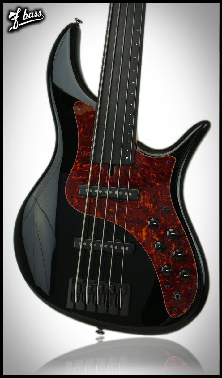 F Bass VF Vintage Series
