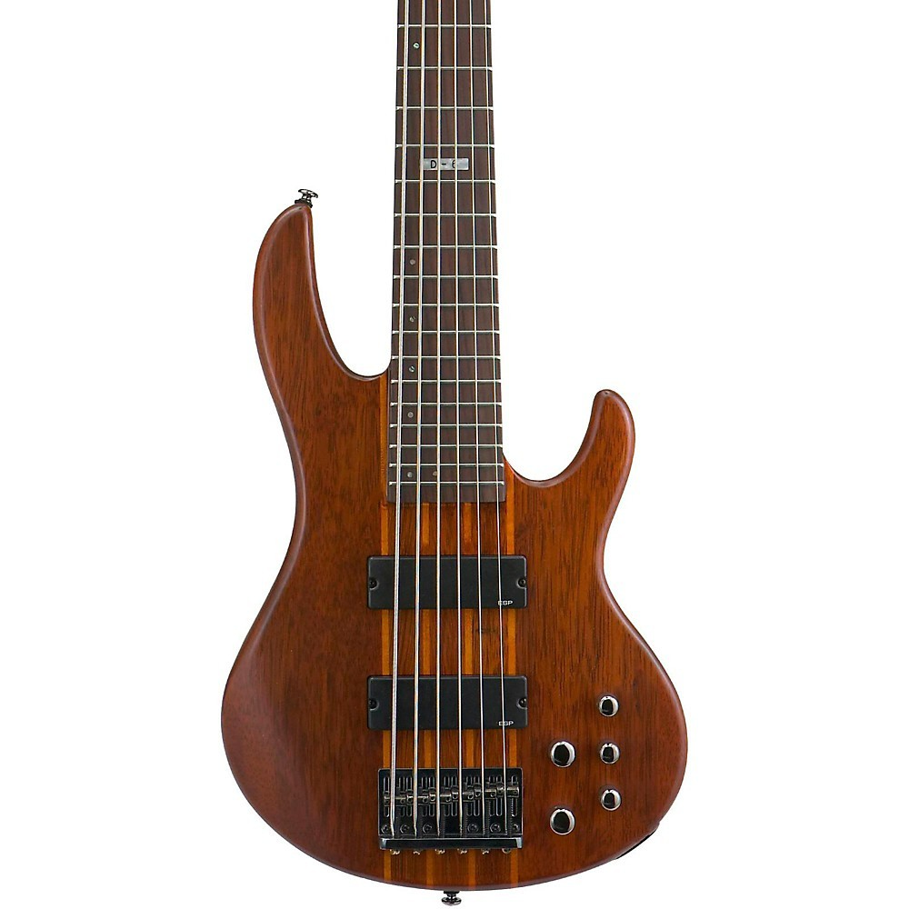 6 String Rogue Bass Guitar Wiring Diagram Image Esp Ltd D Satin Natural The Body Of