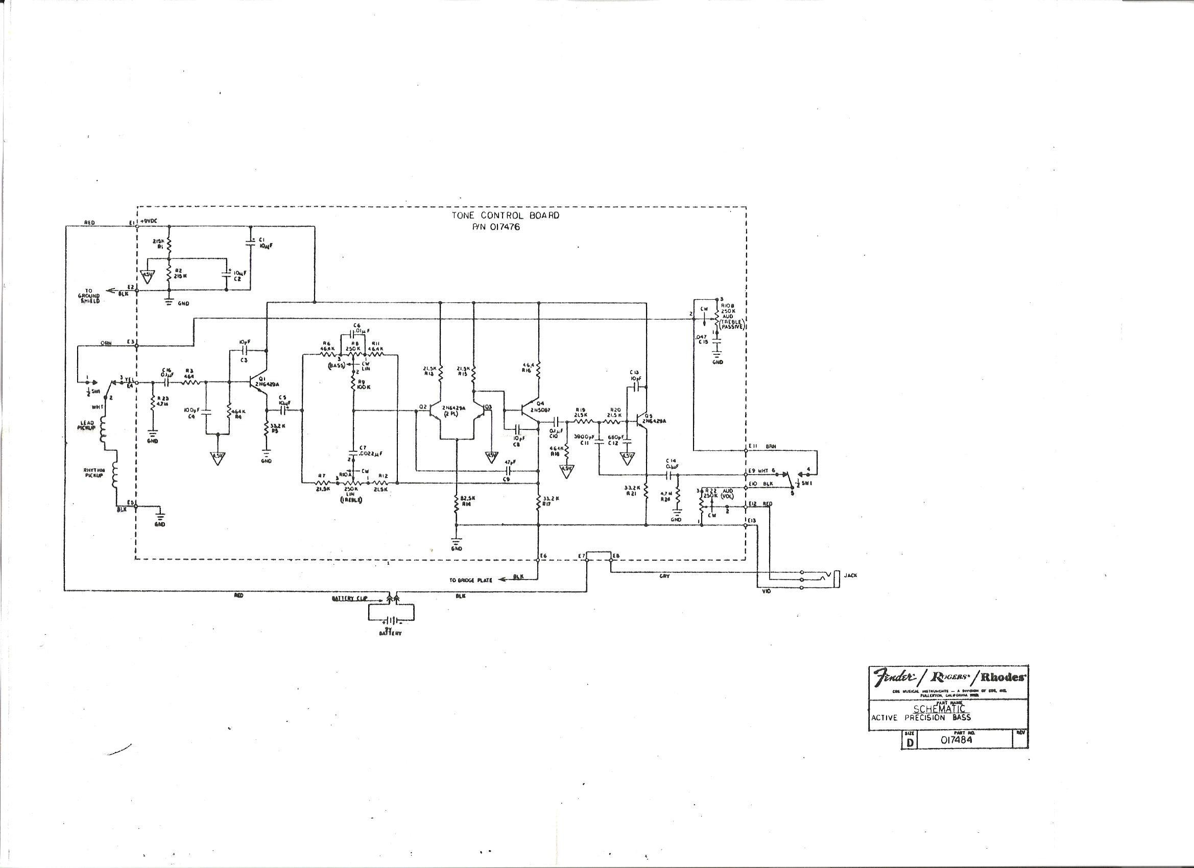 Stratocaster Wiring Diagram 1975 Electrical Diagrams Vintage Strat Fender Activebass Product U2022