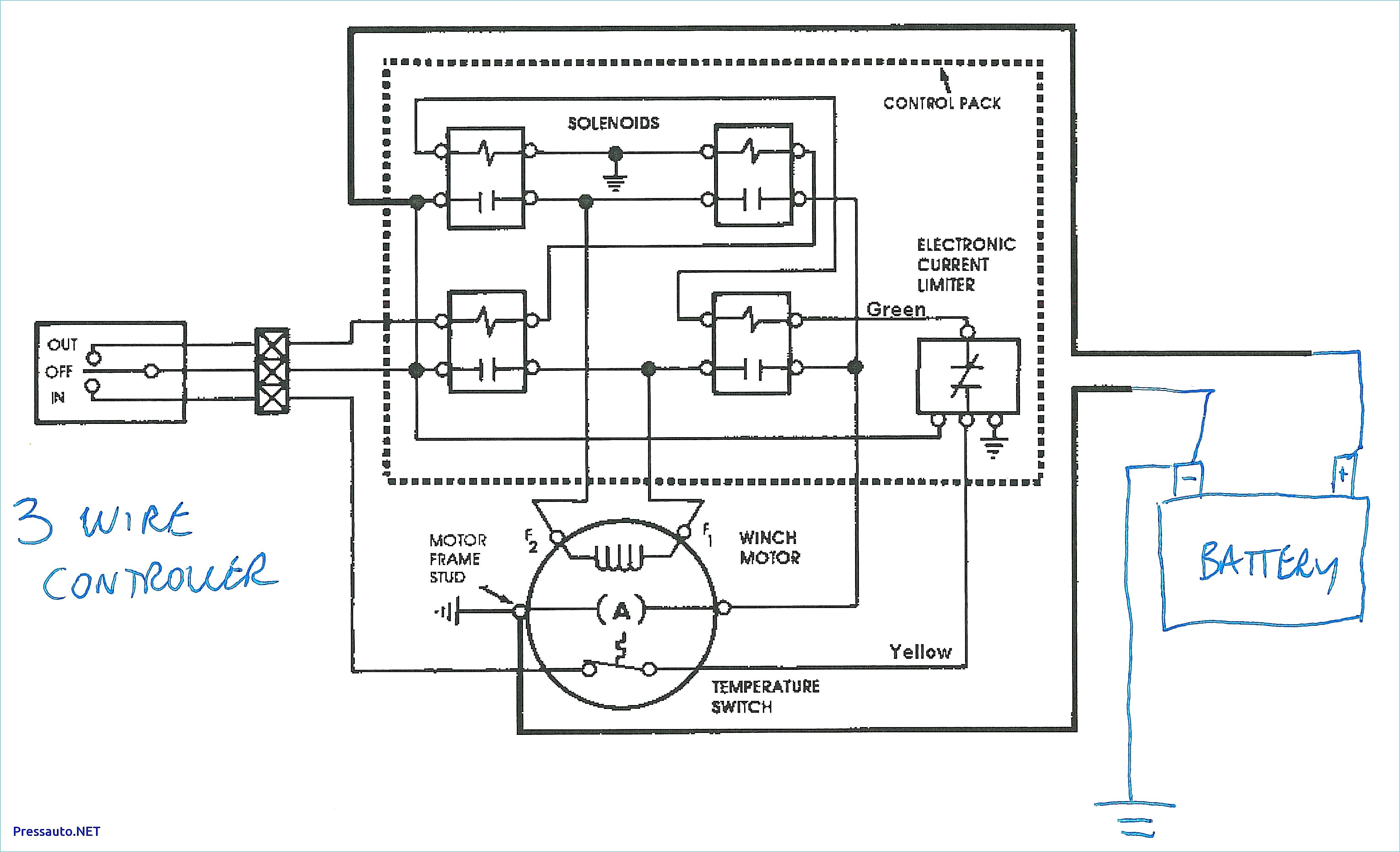 Wiring Diagram for Winch solenoid Inspirationa Wiring Diagram Winch solenoid Refrence Badland Winch Wiring Diagram
